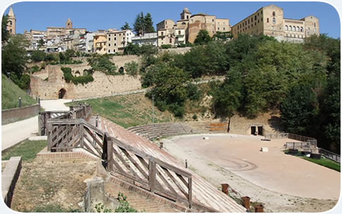 Informazioni storiche della Provincia di Ascoli Piceno