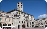 Ascoli Piceno Palazzo dei Capitani del Popolo