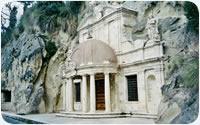 Ascoli Piceno Tempietto di Sant'Emidio alle Grotte